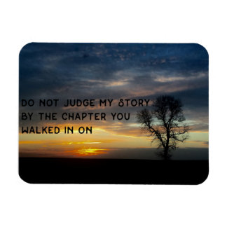 Quote magnet, Inspirational quote, Sunset Illinois Rectangular Photo Magnet