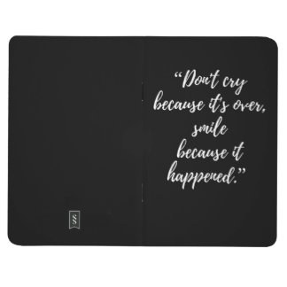 Quote Pocket Journal Inspirational Day Gift