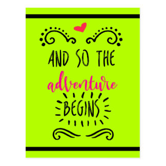 adventure quotes postcards adventure quotes post card. Black Bedroom Furniture Sets. Home Design Ideas