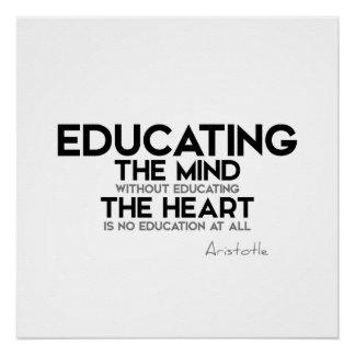 Aristotle Quote Posters | Zazzle Canada