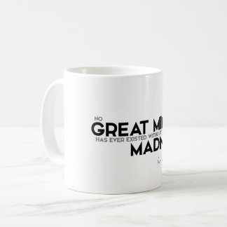 QUOTES: Aristotle: Great Mind Coffee Mug