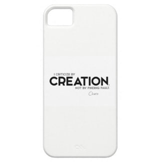 QUOTES: Cicero: Criticize by creation Case For The iPhone 5