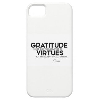 QUOTES: Cicero: Gratitude Case For The iPhone 5