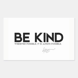 QUOTES: Dalai Lama - Be Kind