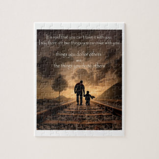 QUOTES JIGSAW PUZZLE