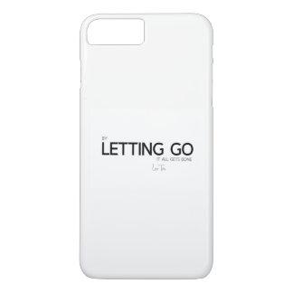 QUOTES: Lao Tzu: Letting go iPhone 8 Plus/7 Plus Case