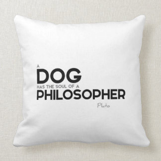 Throw Pillows With Dog Sayings : Dog Quote Pillows - Dog Quote Throw Pillows Zazzle
