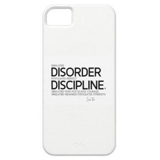 QUOTES: Sun Tzu: Perfect discipline iPhone 5 Cover