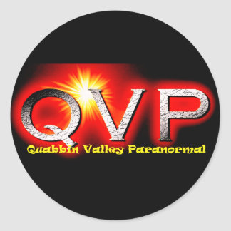 QVP Logo Sticker