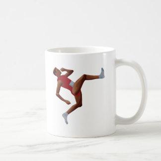 QWOP Goofy Track Runner Coffee Mug
