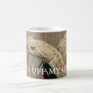 R0008 Rattlesnake Coffee Mug