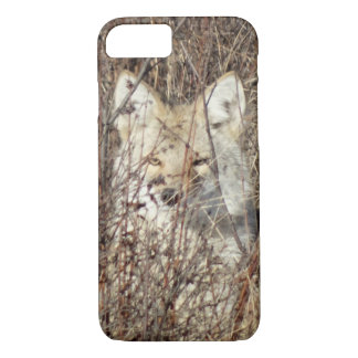 """R0021 Coyote """"Watching You"""" Iphone 8/7 phone case"""