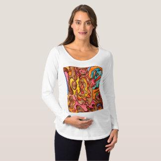 ;r1azq00 maternity T-Shirt