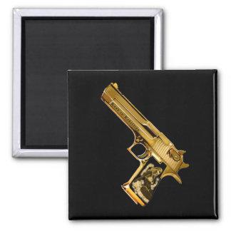 R2R Gold Gun Magnet