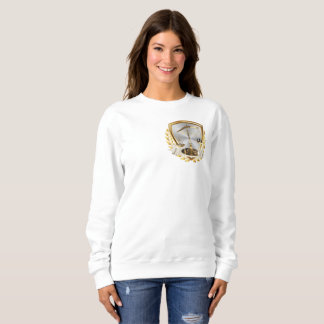 R2TG Shield Logo Sweater | Ladies