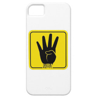 R4BIA, free Egypt, stop Killing Inocents iPhone 5 Cover