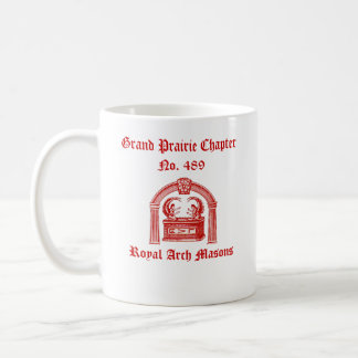 R.A.M. Tribe of Reuben (Royal Arch Masons) Coffee Mug