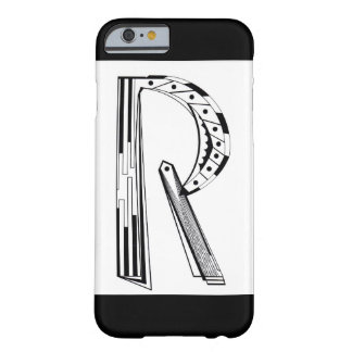 """""""R"""" BARELY THERE iPhone 6 CASE"""