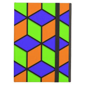 R Cube Look Case For iPad Air
