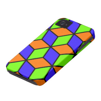 R Cube Look iPhone 4 Case-Mate Cases