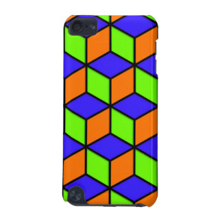 R Cube Look iPod Touch (5th Generation) Cover
