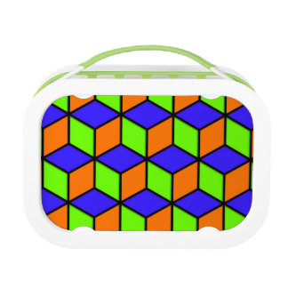 R Cube Look Lunchboxes