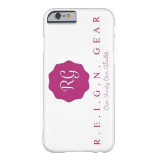 R.E.I.G.N. Gear Pure White iPhone 6/6s Case