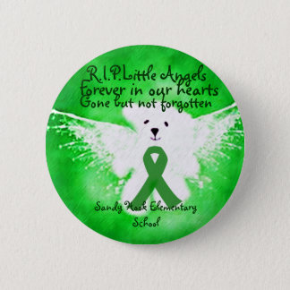 R.I.P.Angels of Sandy Hooks Elemtary School_Button 2 Inch Round Button