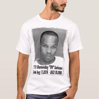 "R.I.P. Damonday ""DY"" / ""Do You"" Jackson T-Shirt"