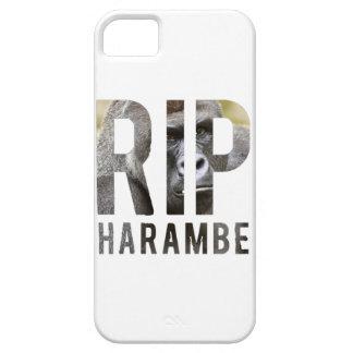 R.I.P Harambe iPhone Case
