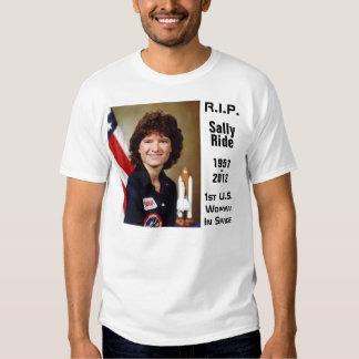 R.I.P. Sally Ride Shirt