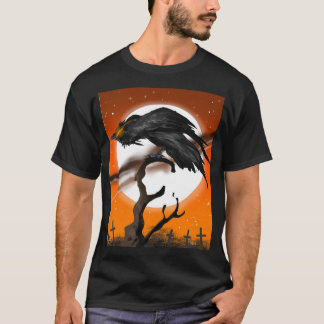 R is For Raven T-Shirt