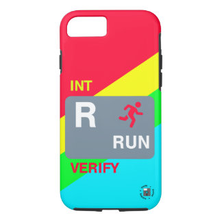 R is for Run (Full Design) Phone case