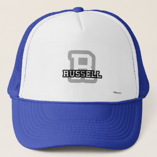 R is for Russell Trucker Hat