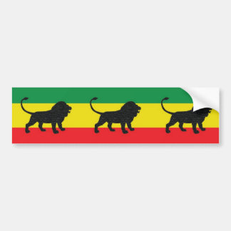 R Lion 1105 nc Bumper Sticker