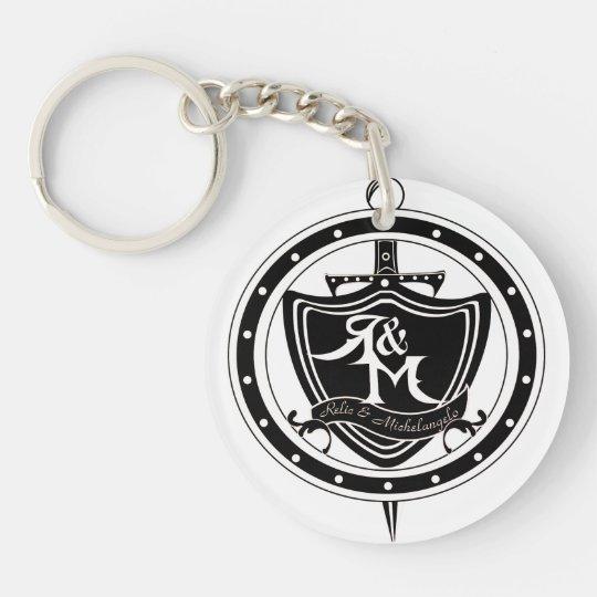 R&M key chain