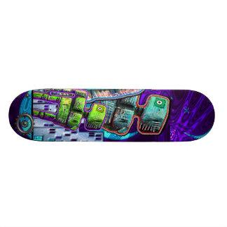 R.O.B.O.T Skateboard