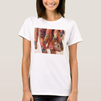 R' Secret Nail Design T-Shirt