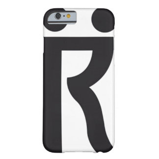 R - style barely there iPhone 6 case