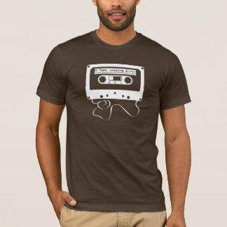 R Tape Loading Error-White T-Shirt