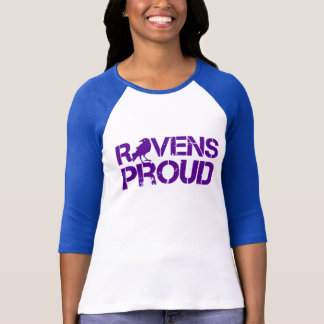 R💜vens Proud T-Shirt