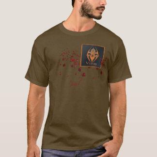 R.W.VICTIM BADGE Basic Long Sleeve T-Shirt