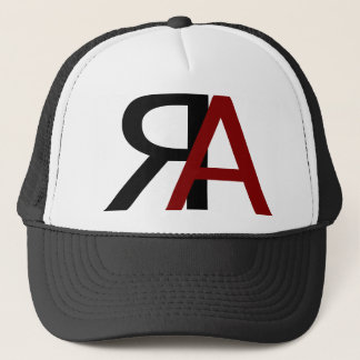 RA Branded Logo Trucker Hat