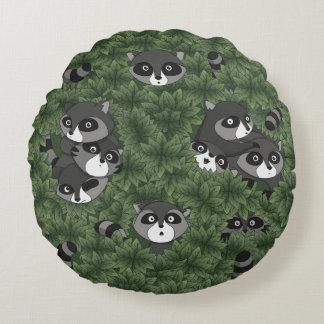 Ra Round Pillow