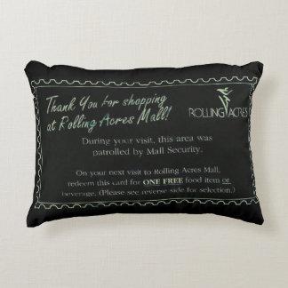 RA Voucher Cushion