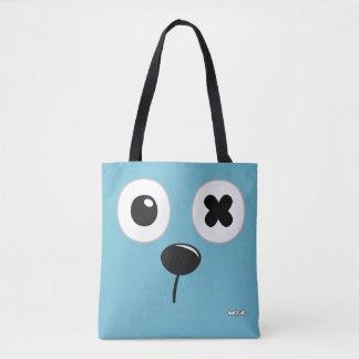 Rab:it - teal tote bag
