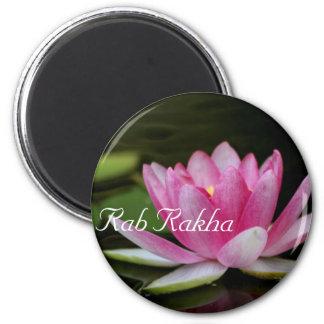 Rab Rakha Magnet