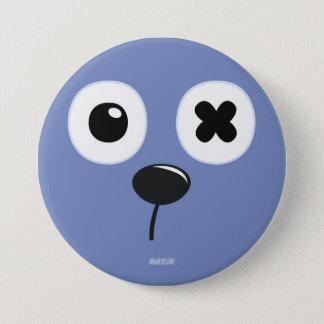 Rabb:it badge 3 inch round button