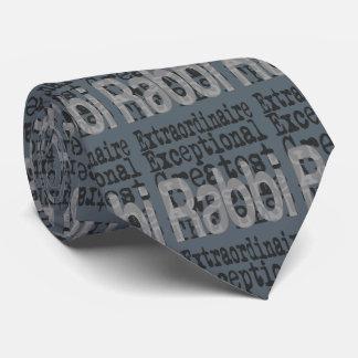 Rabbi Extraordinaire Tie