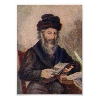 Rabbi Moses Sofer - The Chasam Sofer Photo Print